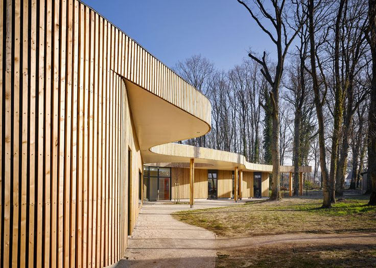 Wooden Cladding Wavy ~ Best images about schools on pinterest architecture