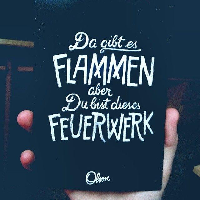 olson ist der beste ❤  #olson #deutschrap #german #zitat #krasserstoff #postkarte #feuerwerk #good #stuff
