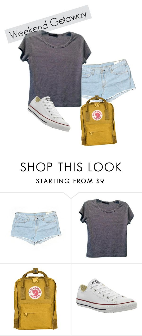 """""""what are you a bloody brandy melville sales woman"""" by whatsername613 on Polyvore featuring rag & bone/JEAN, Brandy Melville, Fjällräven and Converse"""