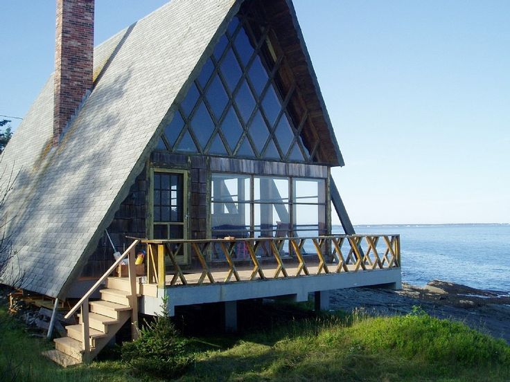 Georgetown Cottage Rental: Georgetown - Indian Point Private Oceanfront Cottage With Panoramic Views | HomeAway