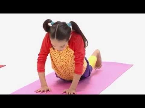 Ooommm mmmooo Yoga para niños - YouTube