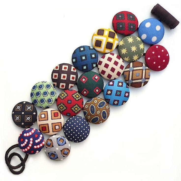 Cécile Bertrand # textile jewellery » PASTILLES                                                                                                                                                                                 Plus