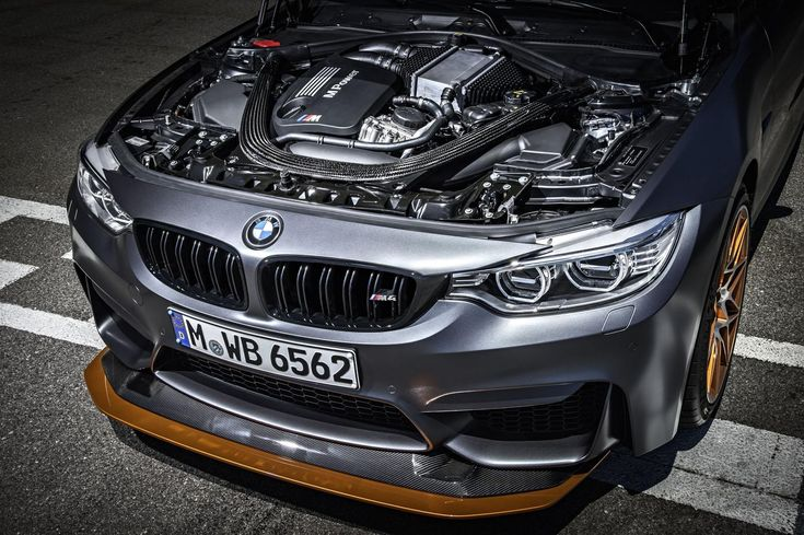 Image for 2016 BMW M4 GTS Coupe Engine Photo
