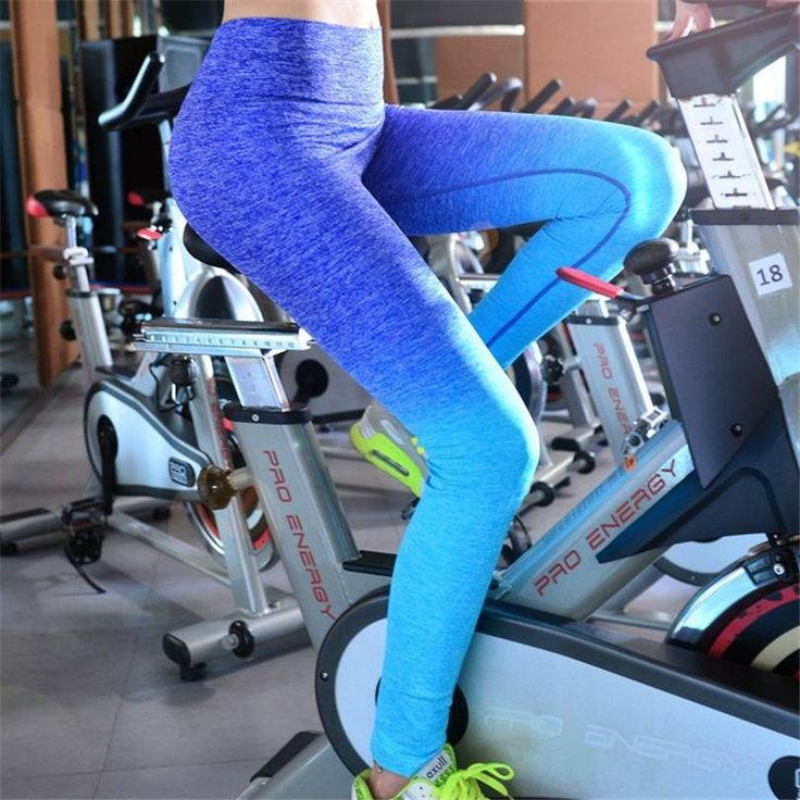 Women Bicycle Sports Elasticity Cycling Fitness Pants Riding Sexy Stretched Breathable Soft Bike Sports Cycling Tight Pant K082