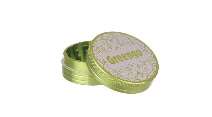 Greengo Grinder 2 Parts 50 Mm greengo-products.com