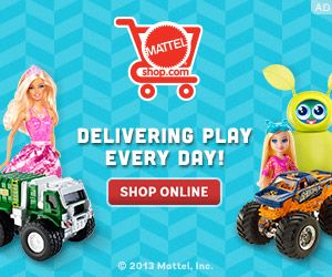 Mattel delivers play every day - Shop online at Mattel Shop!