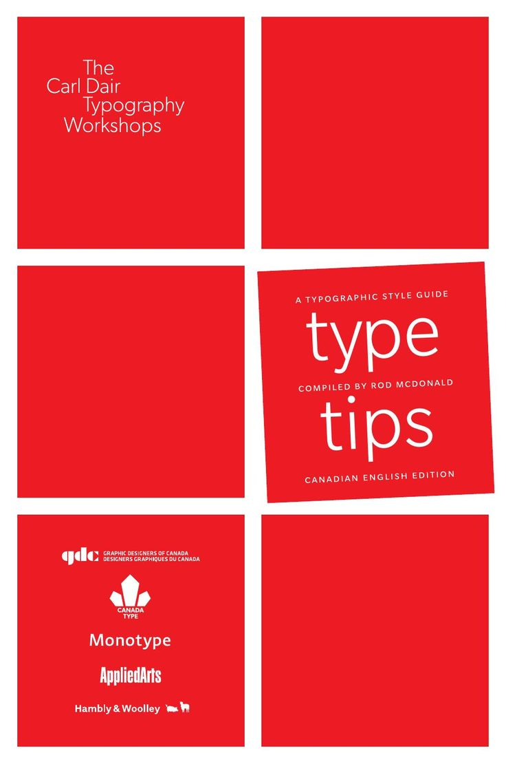 Type Tips (by Rod McDonald) https://www.gdc.net/sites/default/files/attachments/articles/2945-type-tips-compiled.pdf http://issuu.com/gdcmanitoba/docs/type_tips_compiled https://www.gdc.net/article/2014/11/26/2945
