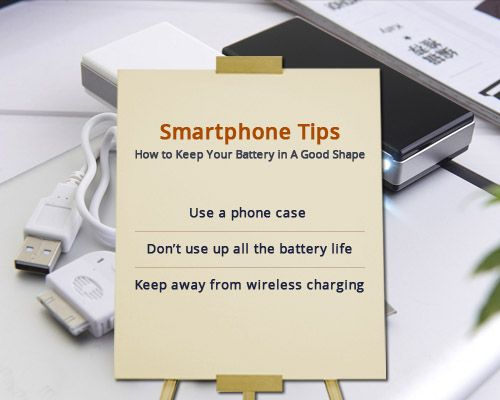 Check out @ http://mobilespany.wordpress.com/2014/11/29/smartphone-tips-how-to-keep-your-battery-in-a-good-shape to learn a few simple rules to keep your #Smartphone in a good shape.