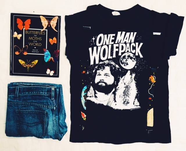 One Man Wolf Pack available online now! www.storehousecharity.com