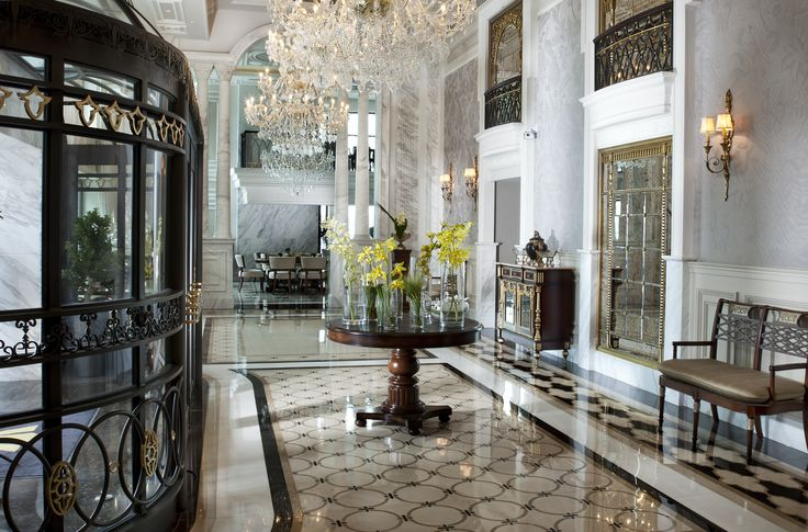 ''Rixos Pera Hotel'' design by Arketipo Design  Îstanbul #Hotel #Interior #Lobby # luxury