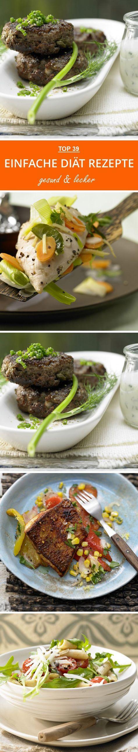 Einfache Diät Rezepte   eatsmarter.de
