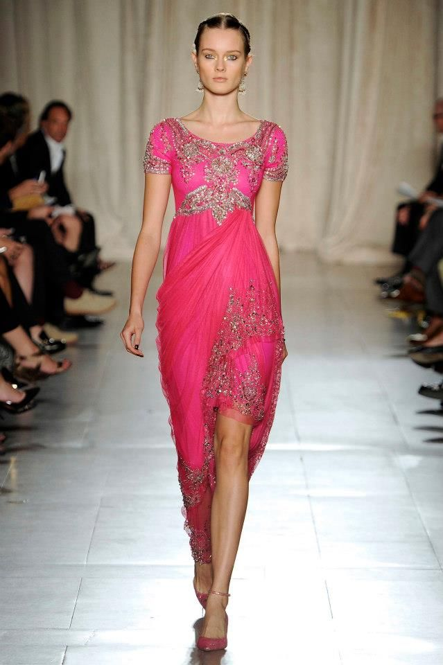 Marchesa Spring 2013 Collection