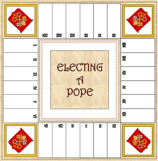 The Catholic Toolbox: Electing A Pope (file folder game)