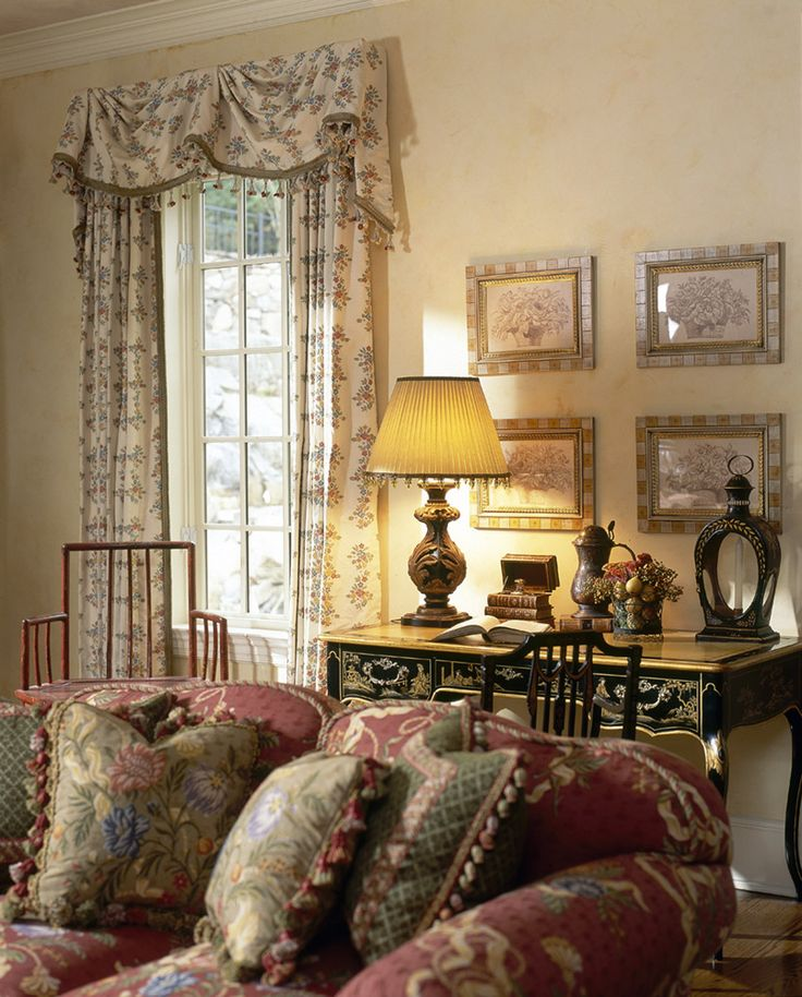 Good NYC Interior Design Portfolio French Country Living Room in Westchester Estate