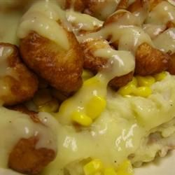 KFC Secret Recipe Chicken Bowl