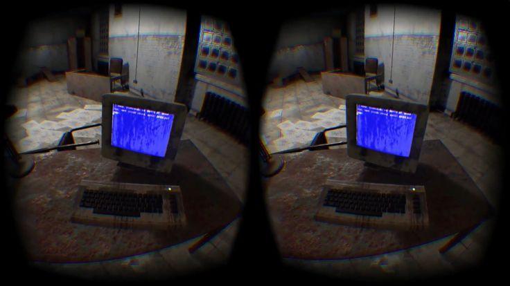The Doors of silence - VR HORROR