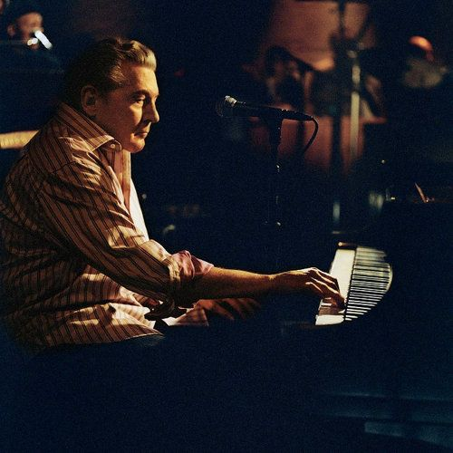 Jerry Lee Lewis at the piano #music