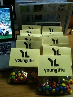 Invitations for club instead of flyers. Handed out by club kids to their friends. Personal and who doesn't love candy?