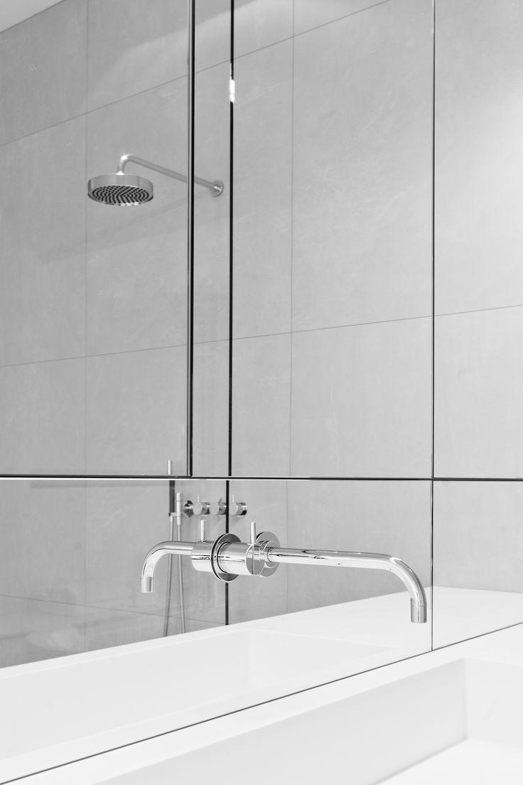 Downstairs BathroomBathroom SinksMinimalist BathroomModern ...