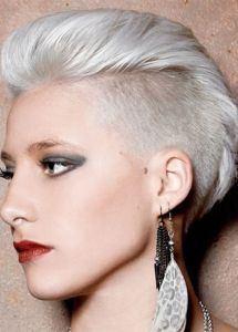 Side Shaved Hairstyle Female Lovely 52 Of The Best Shaved Side Hairstyles