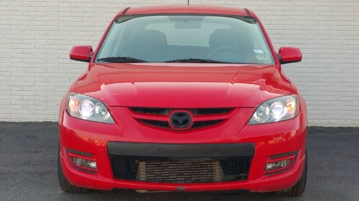 2007 Mazda Mazdaspeed3 Manual 6 Speed Sport - Used bmw for sale dallas | Auto Planet | Auto dealership in Dallas, Texas| best used car dealer in dallas