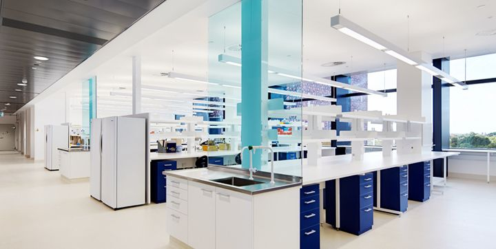 Harry Perkins Institute of Medical Research (North) by Hames Sharley, Nedlands – Australia » Retail Design Blog