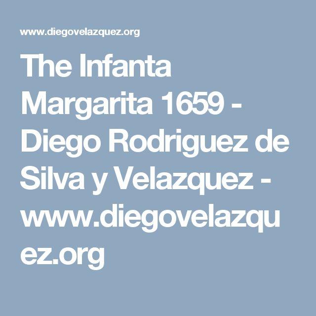 The Infanta Margarita 1659 - Diego Rodriguez de Silva y Velazquez - www.diegovelazquez.org