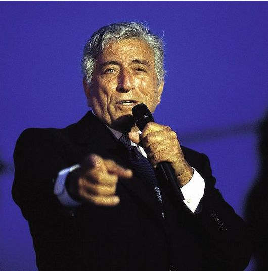 pictures of tony bennett | TRIP DOWN MEMORY LANE: TONY BENNETT: THE LAST CROONER