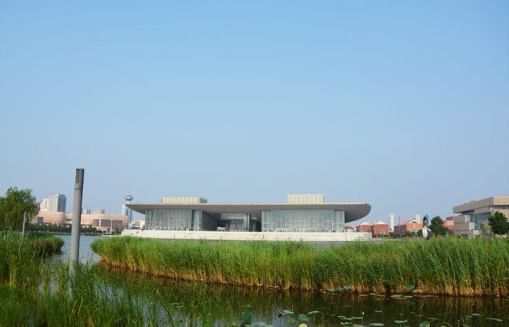Tianjin grand theatre, photographer-Tereza Večerková
