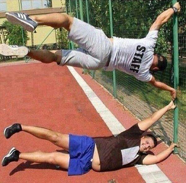 Смешные картинки с тренировками, день рождения крестной