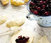 Fresh Cherry turnovers....these are so good in the summer.: Cherry ...