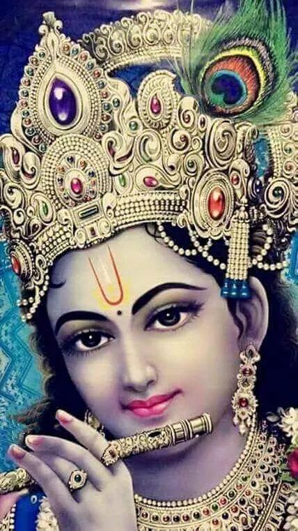 Lord Krishna More