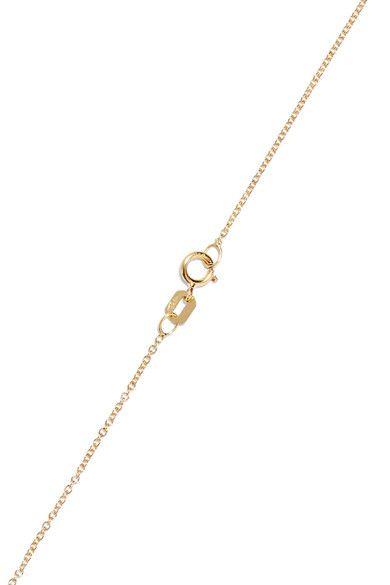 Jennifer Meyer - 18-karat Gold, Diamond And Turquoise Necklace -