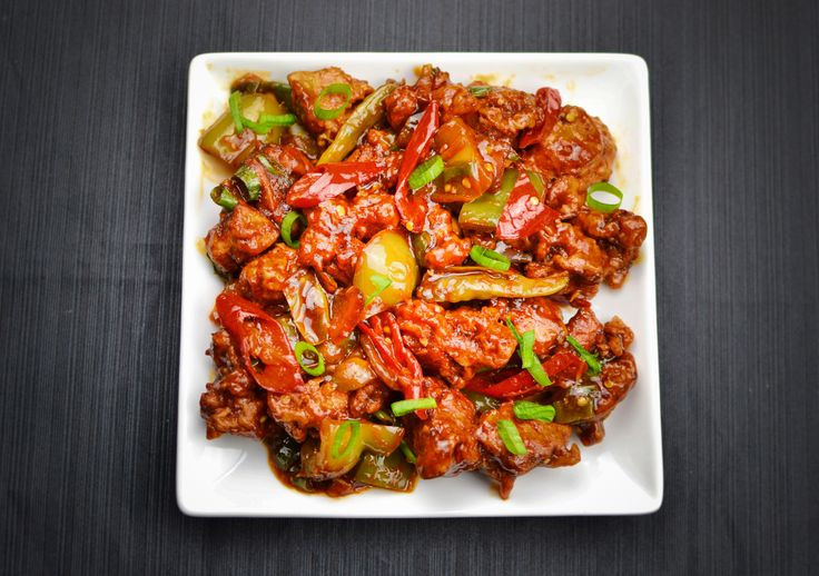 Chilli chicken is a popular indo-chinese dish of chicken. It is the meaty counter part of chilli paneer. Pieces of chicken marinated, deep fried and tossed in capsicum, onion and sauces is a favourite dish for chicken lovers. Chilli chicken has a great balance of hot, sweet, tangy and salty flavours to tickle your tastebuds. …