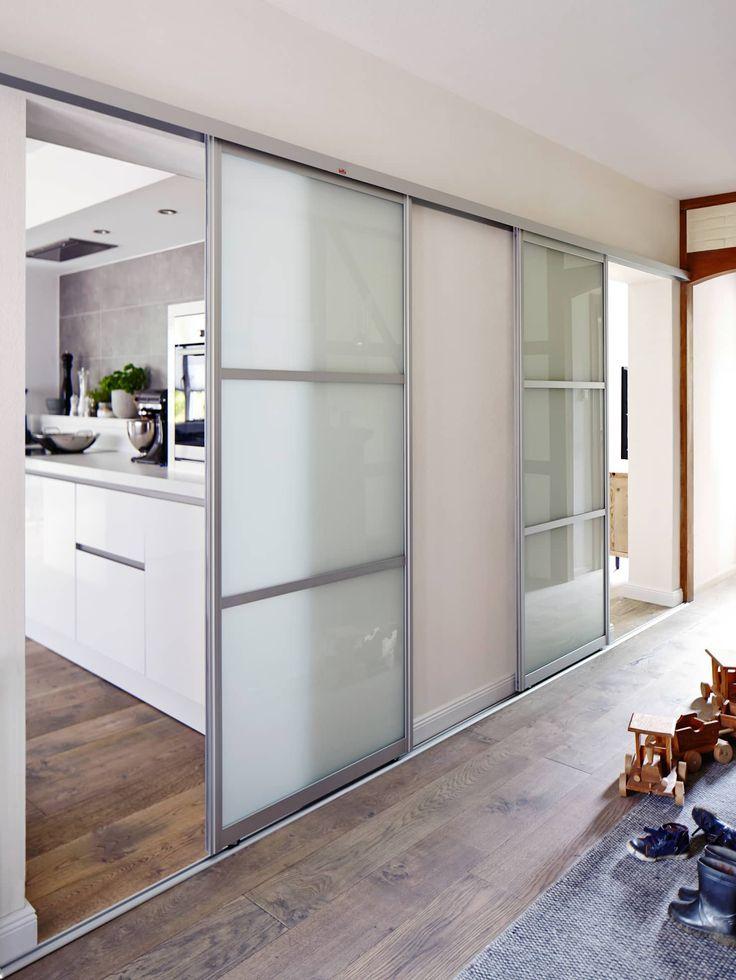 Room divider kitchen hallway: kitchen by elfa deutschland gmbh