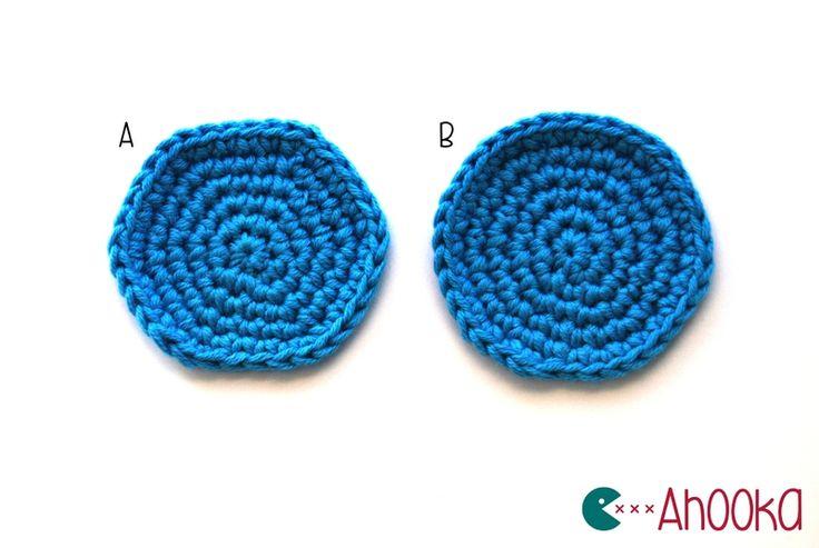 Crochet : Un rond rond (petit patapon...), ZE solution FACILE