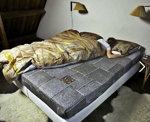 Stone duvet   funny   cool product