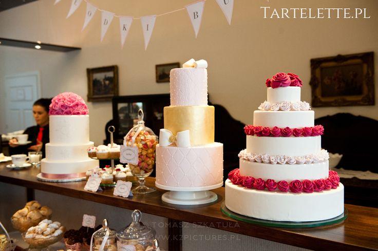 #sweettable #candybar #słdokistół #cracow #sweets #weddingcake