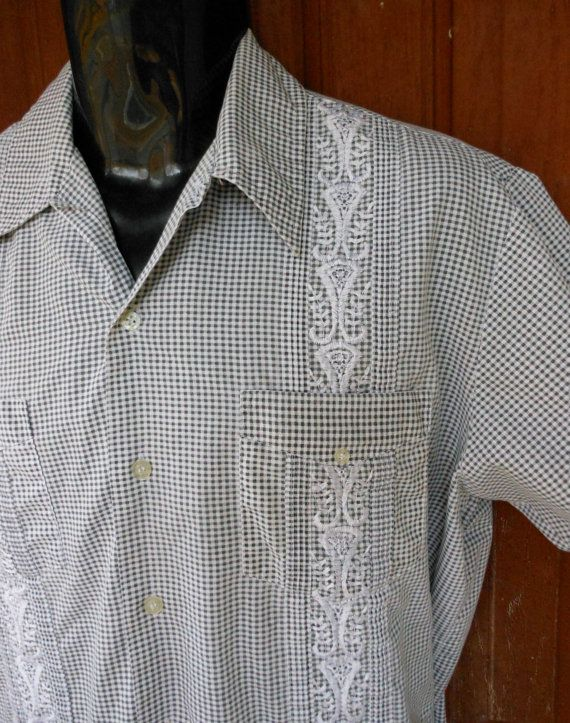vintage mexican wedding shirt i wonder if spencer would like this