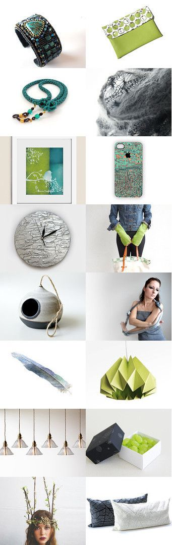 Happy October by Chinook Design on Etsy--Pinned with TreasuryPin.com