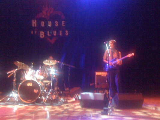 More IRIE TIME live at House of Blues