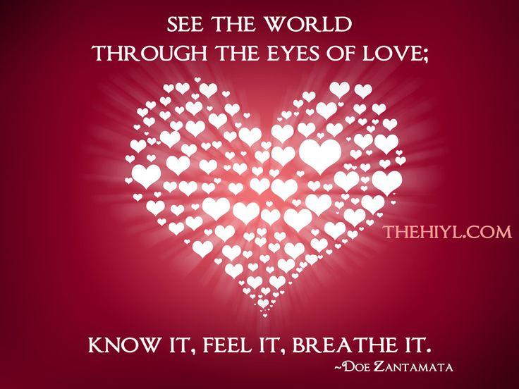 "The HIYLife - www.thehiyL.com: ""I am Love"" meditation"