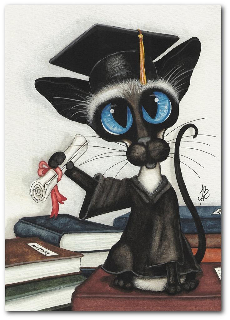 """""""Graduation"""" par Amy Lyn Bihrl"""