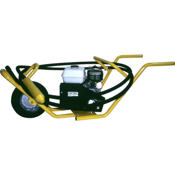 Power Wheelbarrow | Oztec GV-5WH 5.5 HP Wheel Barrow Mounted Power Unit with Honda Engine