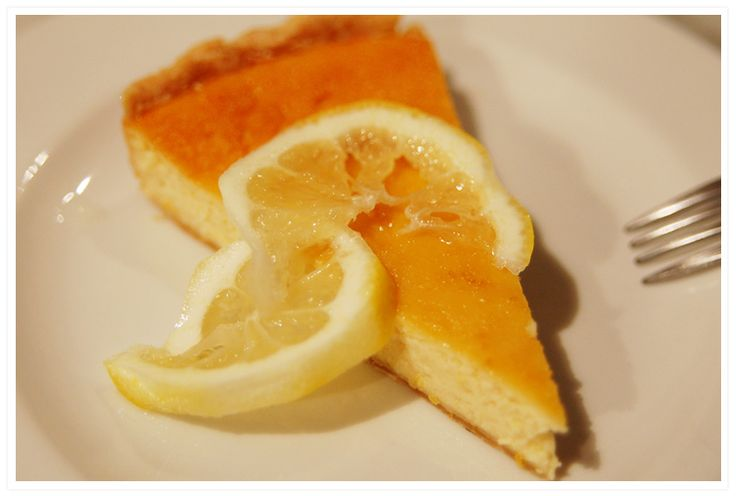 Lemon Ricotta Pie | My Recipes | Pinterest