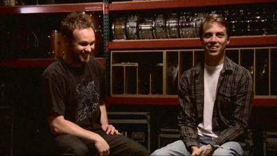 Jeff Ament and Matt Cameron | Pearl Jam