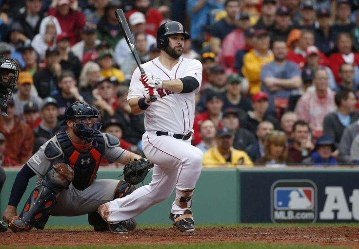 Red Sox bring back Moreland on a 2-year deal   -  December 18, 2017.  Mitch Moreland will be entering his 12th MLB season in 2018.