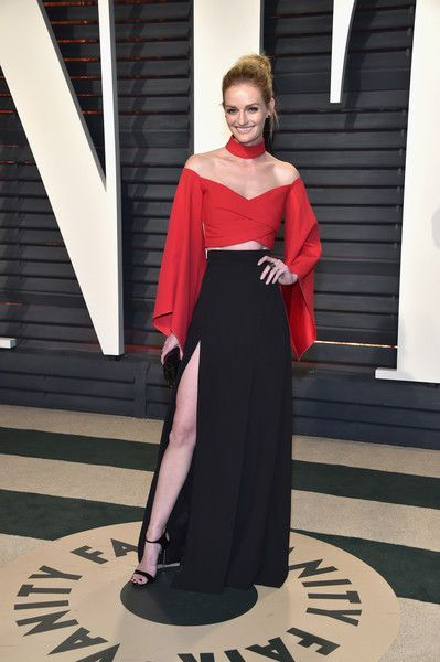 Lydia Hearst - Every Look from the 2017 Oscars After-Parties You Can't Miss - Photos