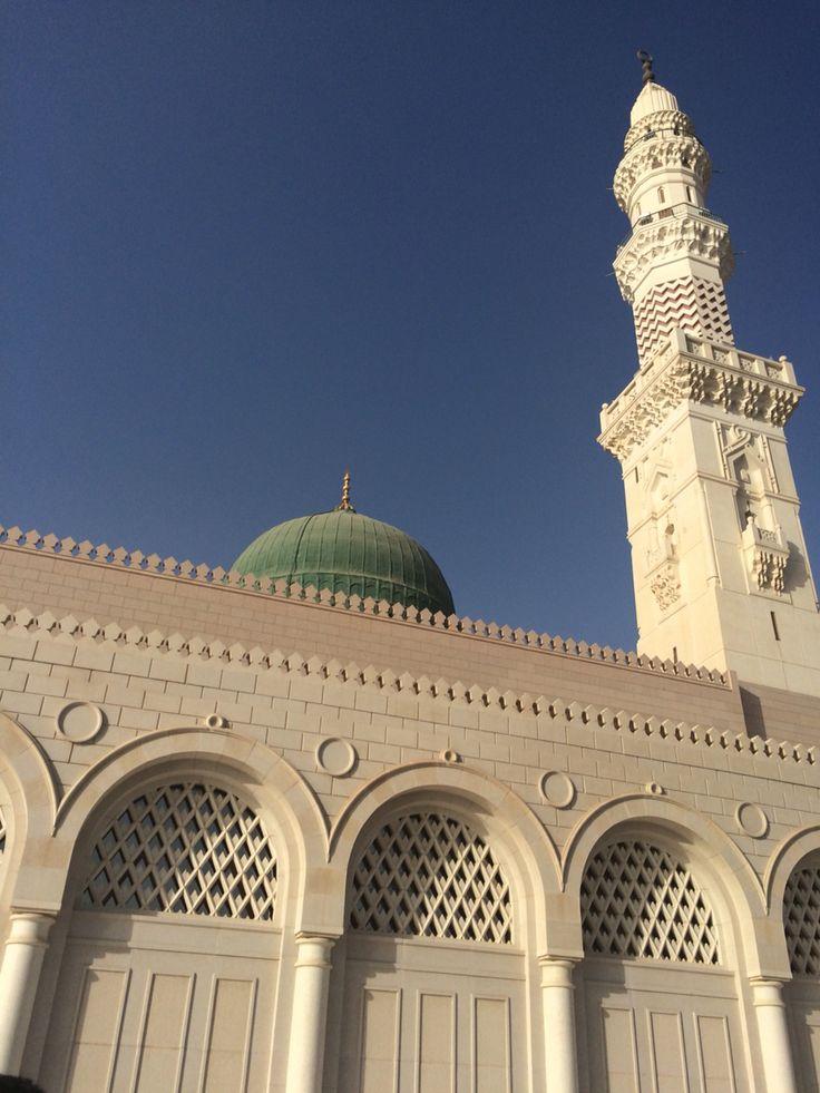 Masjid An Nabawi, Saudi Arabia