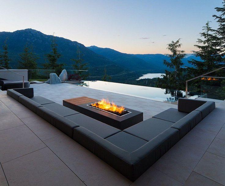 Bilder Von Kaminen Und Feuertischen Fur Den Garten Neu Beste Feuertisch Moderner Garten Terrasse